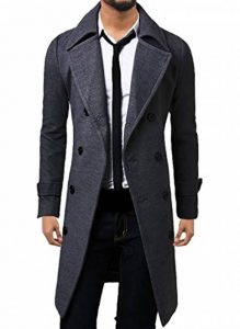 caban trench homme TOP 10 image 0 produit