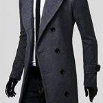 caban trench homme TOP 10 image 1 produit