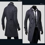 caban trench homme TOP 10 image 2 produit