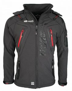 Geographical Norway Tambour Veste Softshell pour Homme de la marque Geographical-Norway image 0 produit