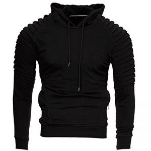 Kayhan Homme Hoodie Capuche Pullover, Manches Longues Modell - New York de la marque Kayhan image 0 produit