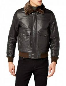 manteau long homme marron TOP 0 image 0 produit