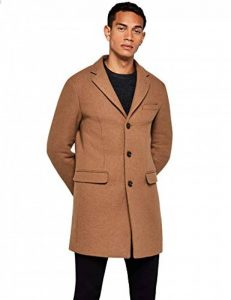 manteau long homme marron TOP 6 image 0 produit