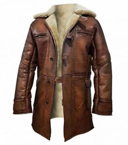 manteau long homme marron TOP 7 image 0 produit