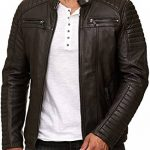 manteau long homme marron TOP 8 image 1 produit