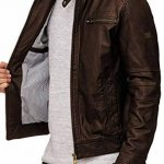 manteau long homme marron TOP 9 image 1 produit