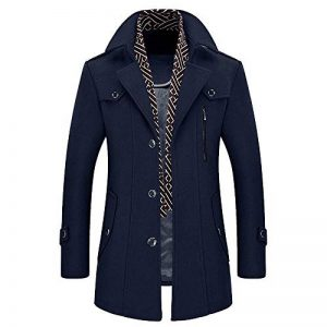 manteau mi long homme TOP 10 image 0 produit