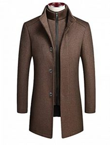 manteau mi long homme TOP 11 image 0 produit