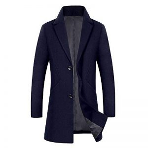 manteau mi long homme TOP 12 image 0 produit