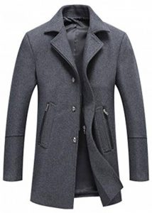 manteau mi long homme TOP 14 image 0 produit