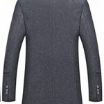 manteau mi long homme TOP 14 image 1 produit