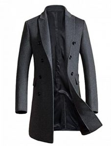 manteau mi long homme TOP 3 image 0 produit