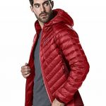 manteau stretch homme TOP 2 image 4 produit