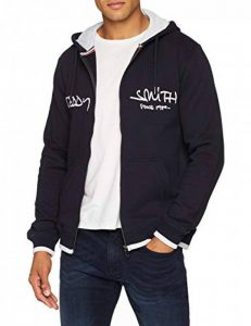 Teddy Smith - Giclass Hoody - Veste à capuche - Homme de la marque Teddy-Smith image 0 produit