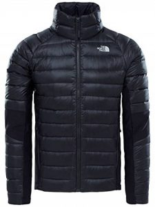 The North Face Homme Veste Hybride Crimptastique, Noir de la marque The-North-Face image 0 produit