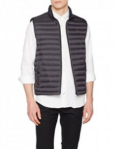 Tommy Hilfiger Light Weight Packable Down Vest, Manches Homme de la marque Tommy-Hilfiger image 0 produit
